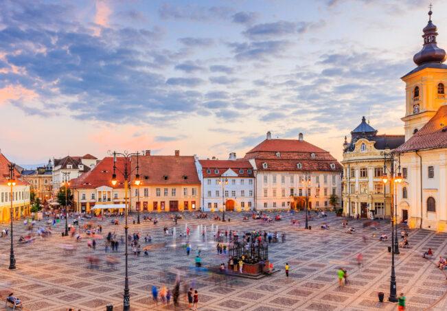 Sibiu International