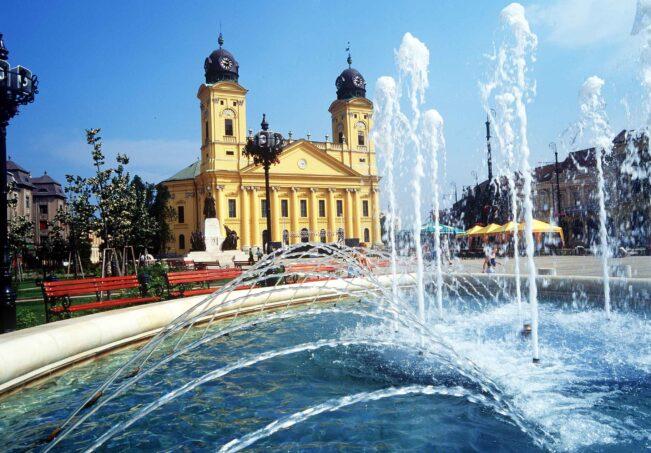 Debrecen International